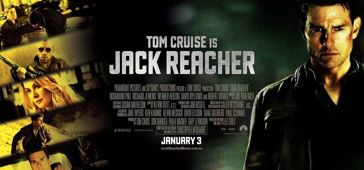 Film Review Jack Reacher 2012 Moviebabble