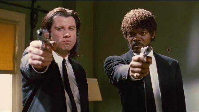 Film Review Pulp Fiction 1994 Moviebabble