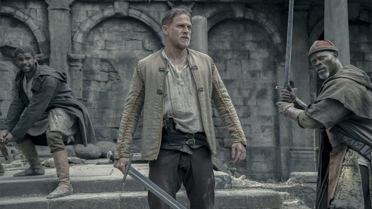 Film Review - King Arthur: Legend of the Sword (2017) | MovieBabble