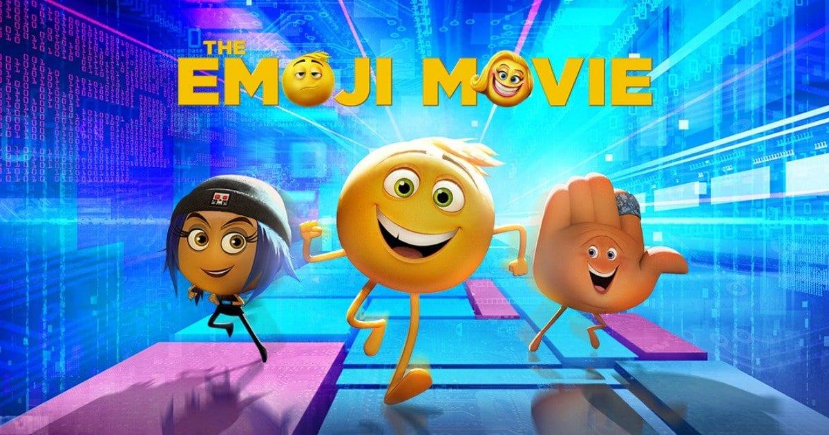 Film Review The Emoji Movie 2017 Moviebabble