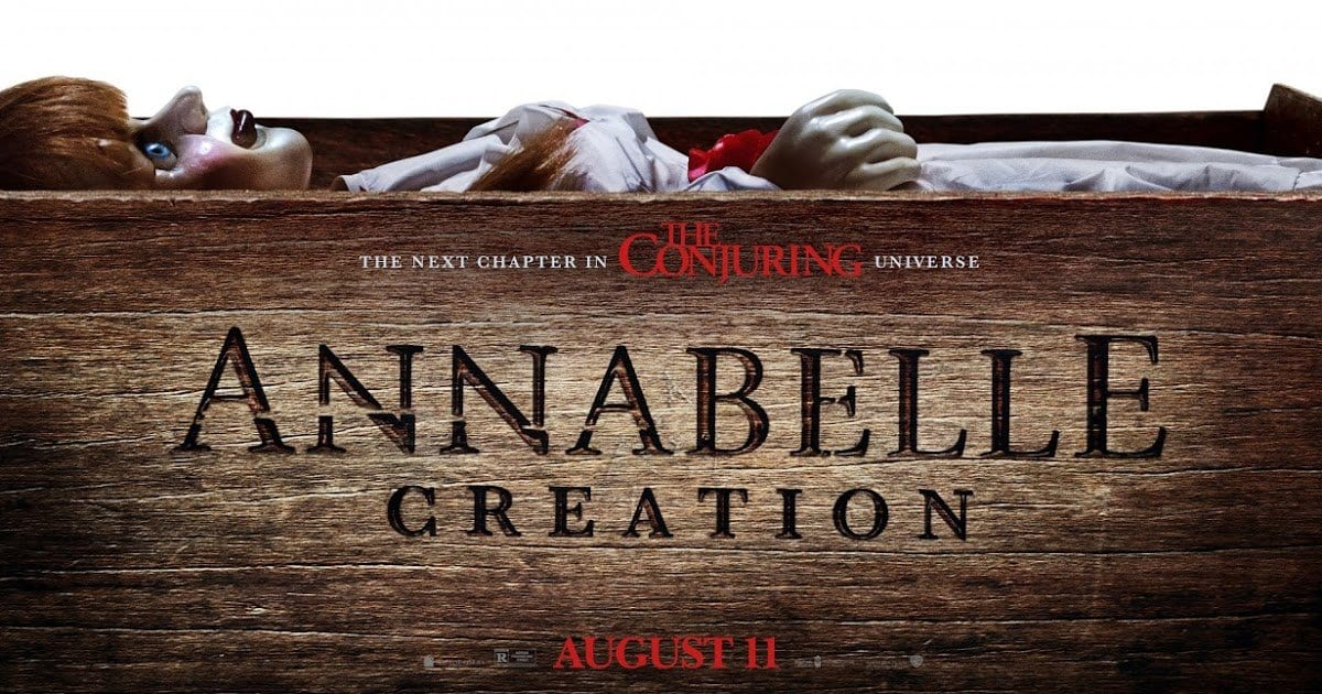 Film Review Annabelle Creation 2017 Moviebabble