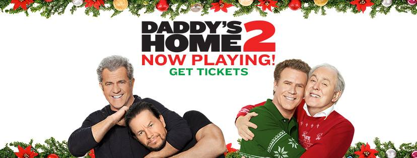Film Review Daddy S Home 2 2017 Moviebabble