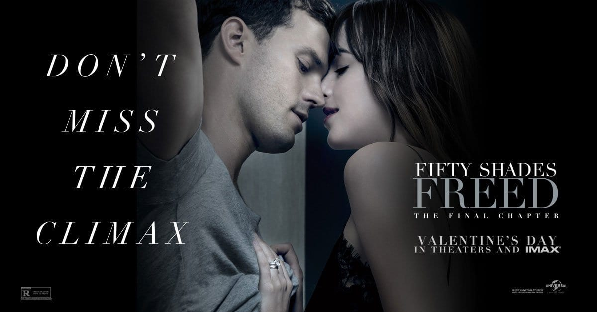 Film Review Fifty Shades Freed 2018 Moviebabble