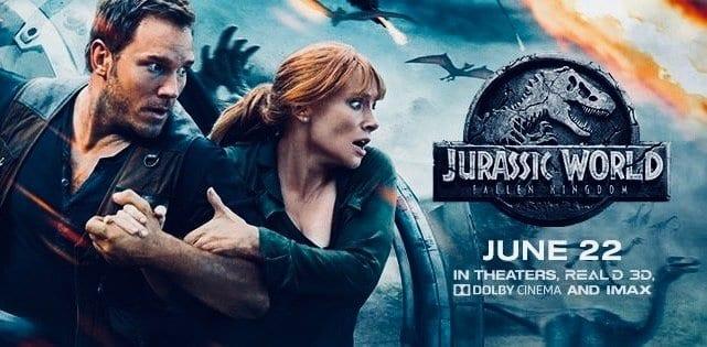 Film Review Jurassic World Fallen Kingdom 2018 Moviebabble