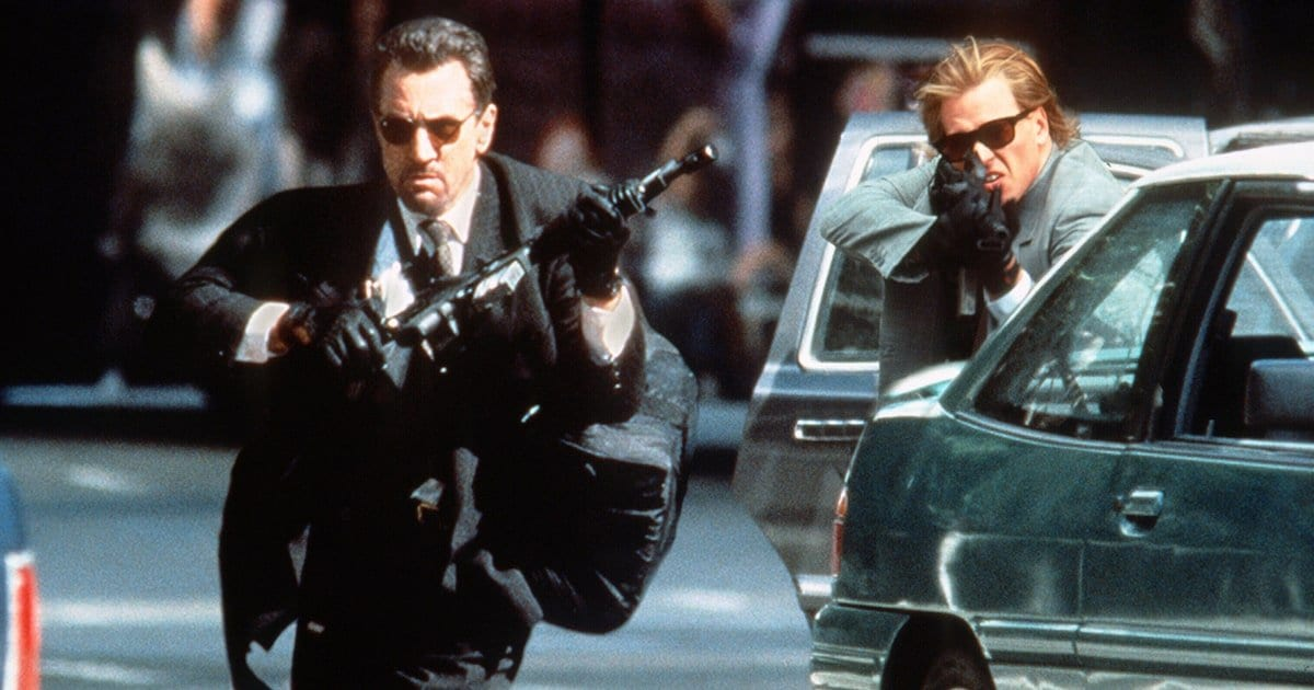 Heat 1995 The Realistic Film That Ruined The Crime Genre Moviebabble