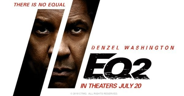 Film Review The Equalizer 2 2018 Moviebabble