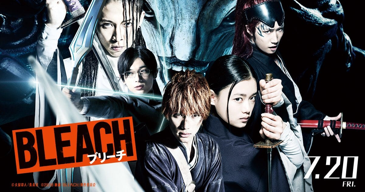 Film Review - Bleach (2018) [Watch] | MovieBabble