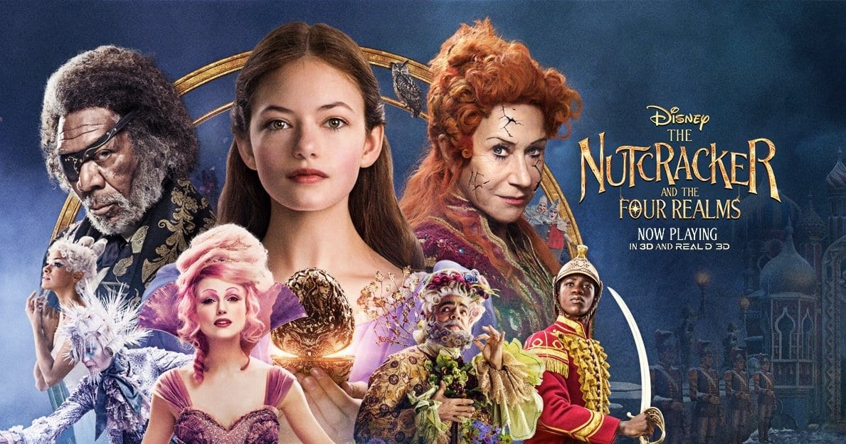 Film Review The Nutcracker And The Four Realms 2018 Moviebabble