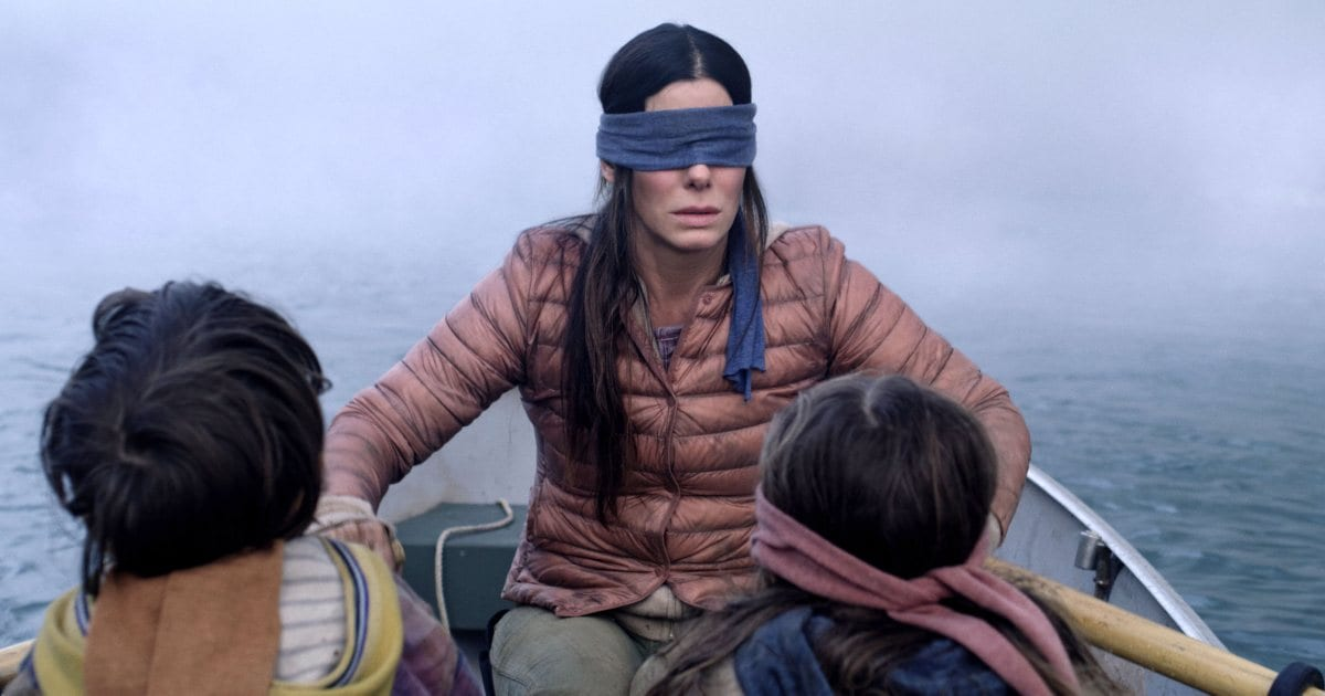 Differences Between 'Bird Box' the Movie and 'Bird Box' the Book |  MovieBabble