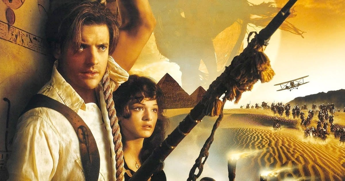 Is The Mummy 1999 Just Another Reboot Moviebabble