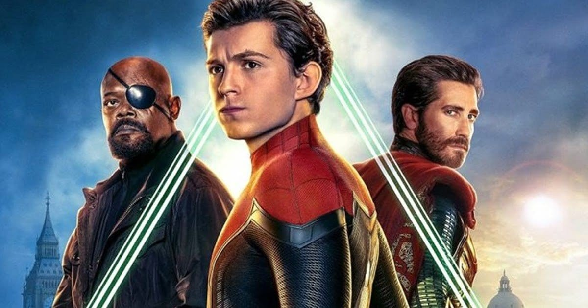 Film Review Spider Man Far From Home 2019 Moviebabble