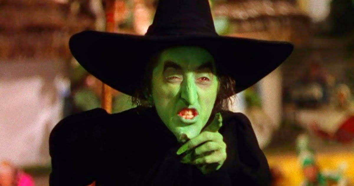 Why the Wicked Witch is the Best Villain of All Time | MovieBabble